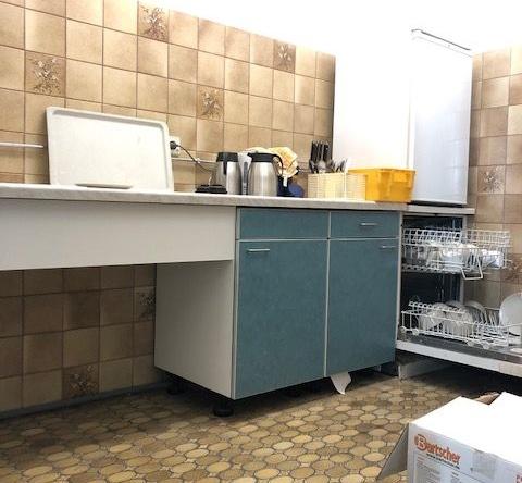 Küche im 3.OG